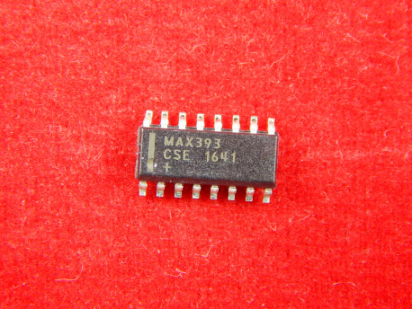Микросхема MAX393CSE, аналоговый ключ