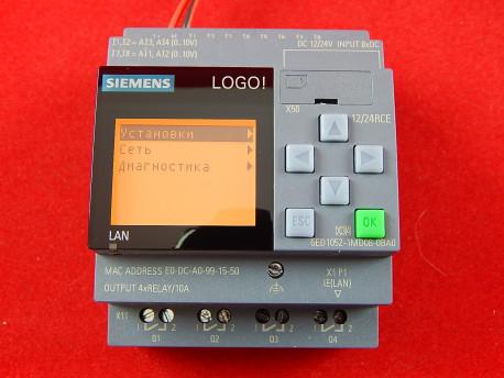 6ED1052-1MD08-0BA0 12/24RCE логический модуль Siemens