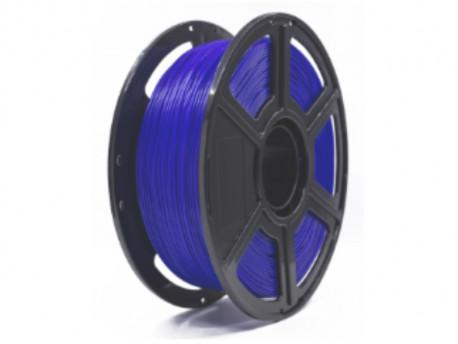 Синий PLA пластик 3DN 1 кг (1,75 мм) для 3D-принтеров