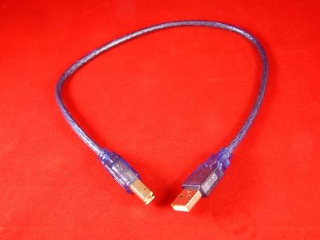 USB Кабель A - B 50см