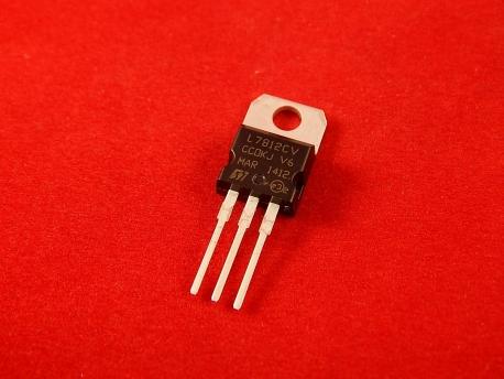 L7812CV, Стабилизатор напряжения +12В 1.5А