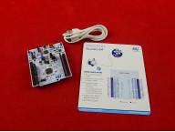 NUCLEO-F103RB, Отладочная плата на базе MCU STM32F103RBT6 (ARM Cortex-M3)