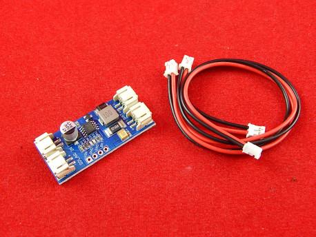 CN3791 MPPT модуль управления зарядом от солнечной панели (6-9-12V)