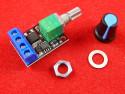 Регулятор скорости двигателя постоянного тока, 5V ...12V, 10A