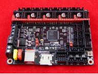 BIGTREETECH SKR V1.4 Turbo плата управления 3D принтера , 32 битная,