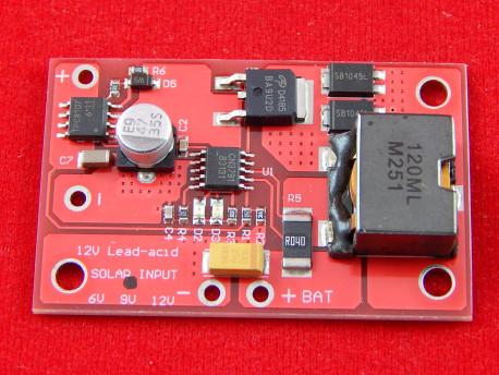 1 Cell Lithium Battery Charging 3.7V 4.2V CN3791 (9V)