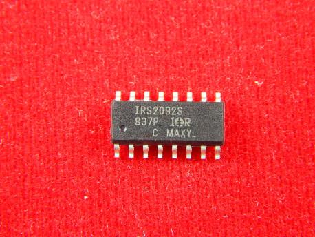 МикросхемаIRS2092 усилитель мощности класса D