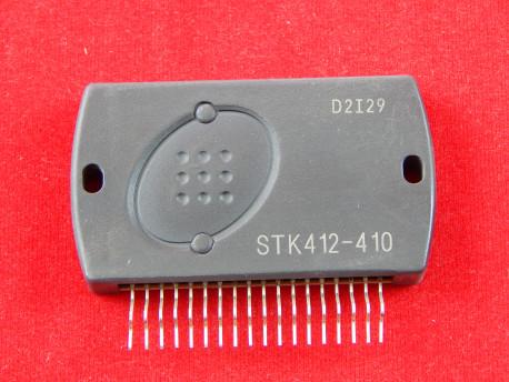 STK412-410 усилитель звука, 70Вт, SIP-18