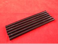 Стержни клеевые Matrix, 11 x 200 мм, черный, 6 шт.