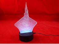 3D Светильник Бурдж-Халифа