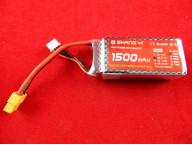 Аккумулятор Li-Po, 11.1V, 1500mAh, 3S, 35C