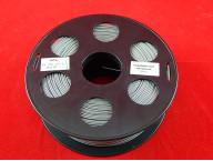 Серебристый металлик PETG пластик Bestfilament 1 кг (1,75 мм) для 3D-принтеров