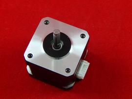 Шаговый двигатель Nema 17HS4401S, 1.8°
