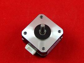 Шаговый двигатель Nema 17(42), 23mm, 1.8, 17HS4023 [银色高品质(XH-2.54配线)]