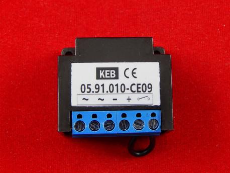 KEB 05.91.010-CE09 выпрямитель для электропитания тормозов и сцепления