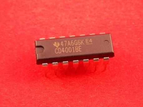 Предзаказ CD4001BE