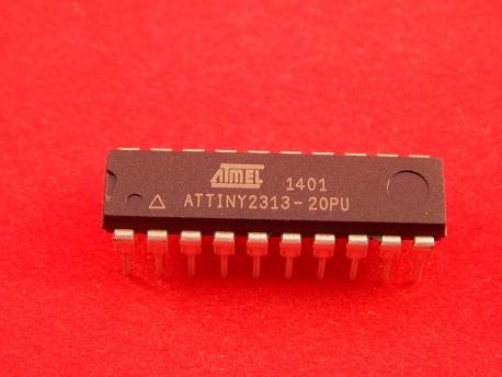 ATtiny2313-20PU Микроконтроллер