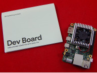 Coral Dev Board, одноплатный компьютер, 1 Гб
