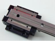 Линейная рельсовая направляющая SXWT33, 2 каретки и 1 рельса на 1 метр