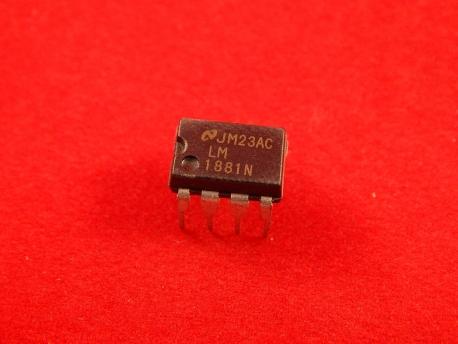 LM1881N Селектор синхроимпульсов
