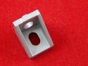 Угловой алюминиевый соединитель 20Х20, ПАЗ 6, T01