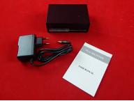 Разветвитель VGA Splitter 1X4, 4 порта, черный, VGA-2004