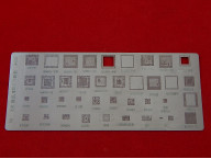BGA Трафарет MTK.MSM A482, 38 в 1