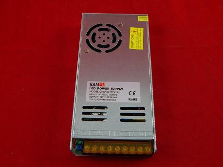 Импульсный блок питания CPS400-H1V12, 12В, 33.3А, 400Вт
