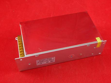 Импульсный блок питания LP-400, 24В, 20А, 480Вт