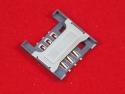Разъемы для Mini-SIM-карт (25×15x0,76 мм)