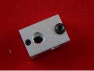 Алюминиевый нагревательный блок E3D V6, для 3D принтера, 20x16x12 мм