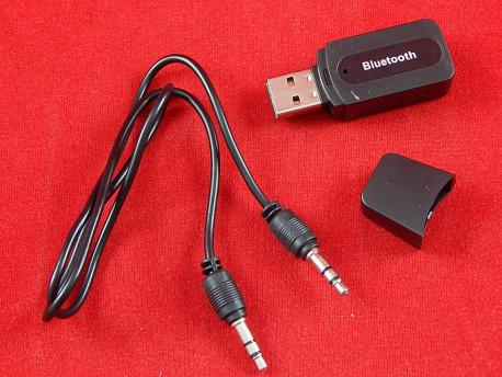 Bluetooth адаптер W13-360 USB + AUX