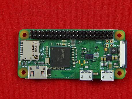 Raspberry PI Zero W, Б/У