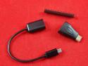 Аксессуары для Raspberry Pi, mini-HDMI/USB/GPIO, 3 в 1
