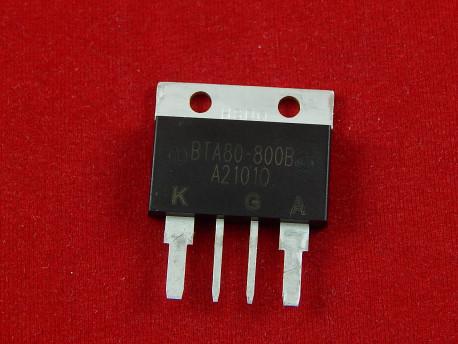 ТиристорBTA80A-800B, TO-P4