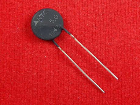 NTC термистор B57237-S 509-M, 5А, 5Ом