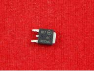 Симистор AC4DCMG, 4A, 600В, DPAK 369C