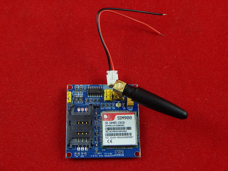GSM/GPRS модуль на SIM900