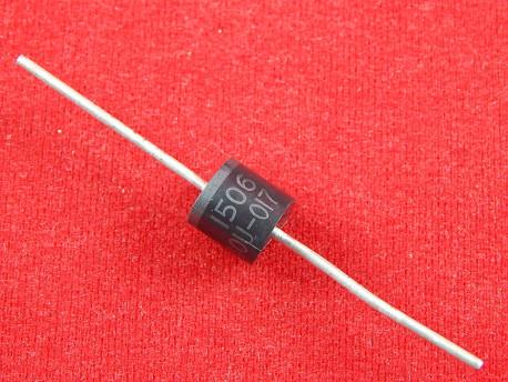 SLD40U-017 Диод подавления переходного напряжения, 40В, 79.1А, 8Вт, P600-2