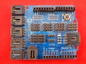 Сенсорный шилд для Arduino V4.0