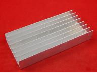 Радиатор алюминиевый 120х56х20 мм