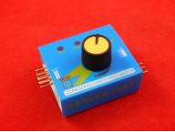Тестер ESC 4.8-6В для сервомоторов 3х канальный
