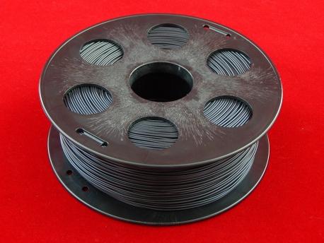 Пластик HIPS 1.75мм Черный (1кг)