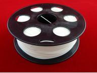 Пластик АБС/ABS 1.75мм Белый (1кг)