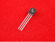 2N2222A, Транзистор NPN 40В 0.6А (PN2222A, TO-92)