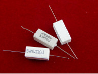 Резистор керамический SQP 5 Вт, 5%