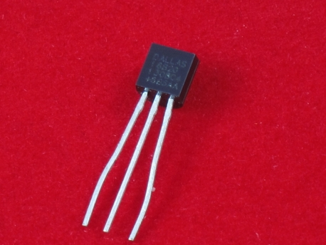 DS18B20, Термометр
