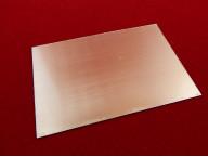 Печатная плата односторонняя 10см х 15см (Стеклотекстолит FR-4 1,2 мм)