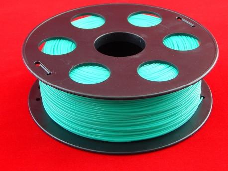 Пластик ПЛА/PLA 1.75мм Изумрудный(1кг)