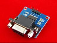 RS232 (DB-9) - TTL адаптер